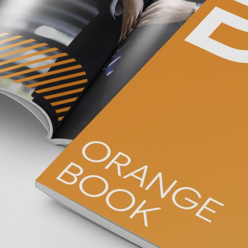 Breuninger – Orange Book – e.b. | educated