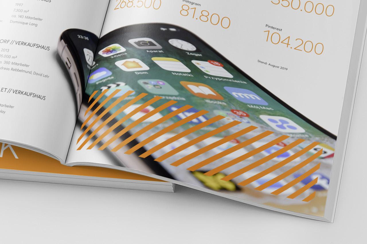 Breuninger – Orange Book – e.b. | educated